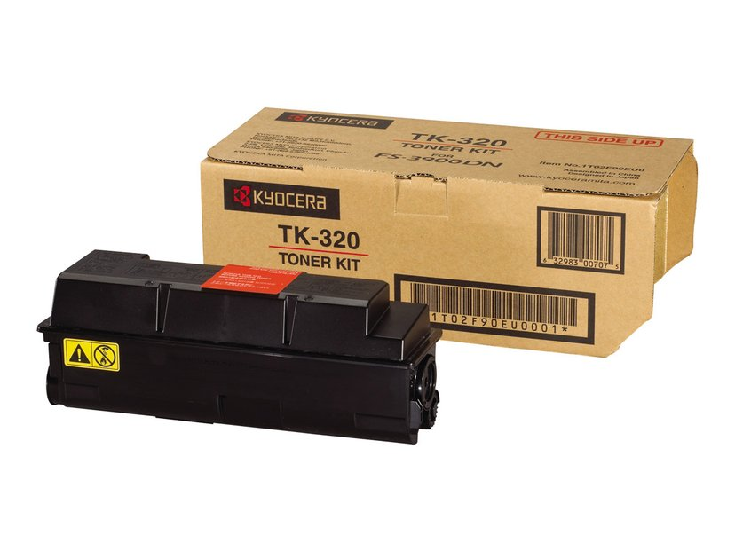 Kyocera Toner Svart 15k TK-320