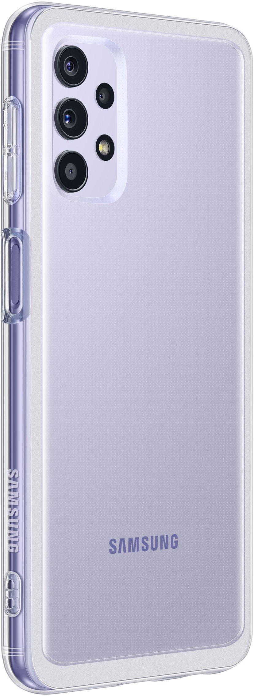 Samsung Soft Clear Cover EF-QA326 Samsung Galaxy A32 5G Gjennomsiktig