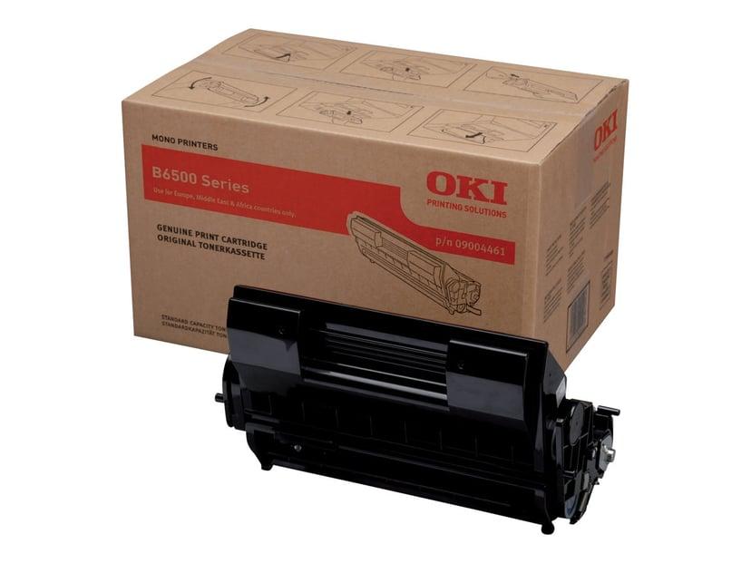 OKI Toner Sort 13k - B6500