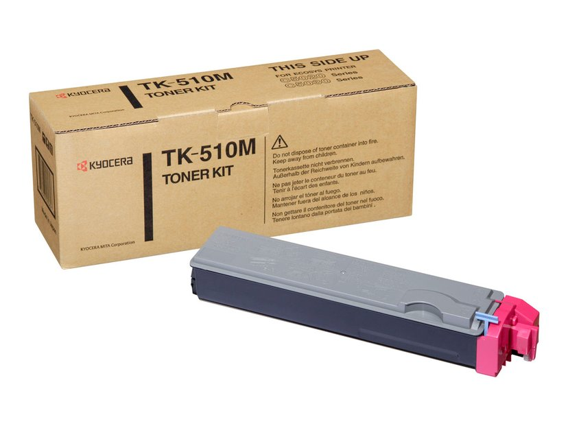 Kyocera Toner Magenta 8k TK-510M