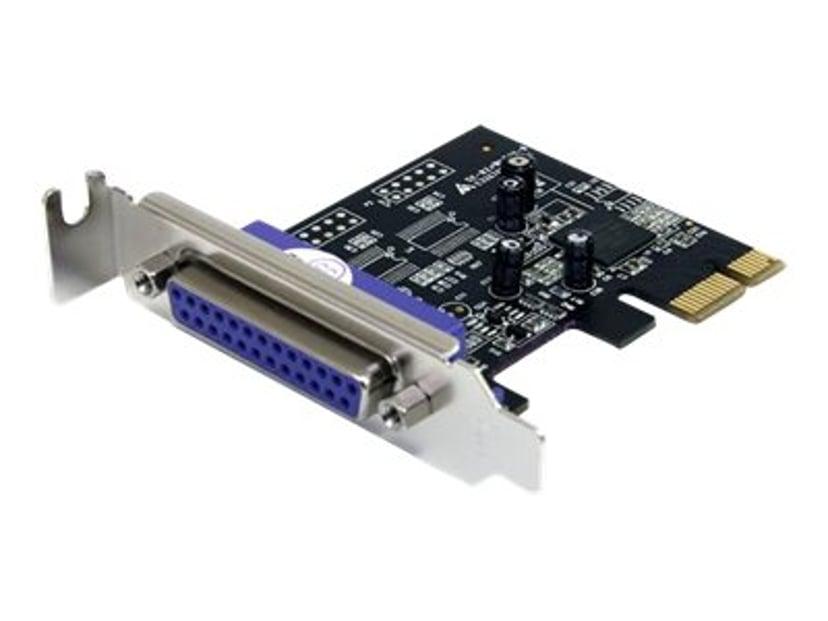 Startech StarTech.com 1 Port PCI Express Low Profile Parallel Adapter Card