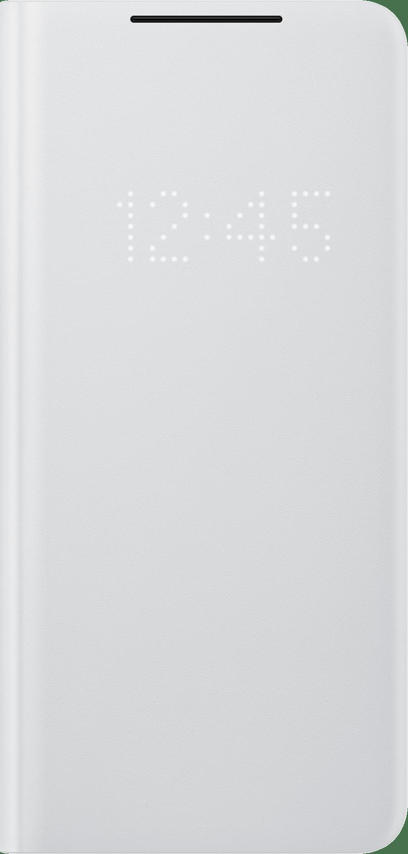 Samsung Smart LED View Cover EF-NG998 Samsung Galaxy S21 Ultra Ljusgrå
