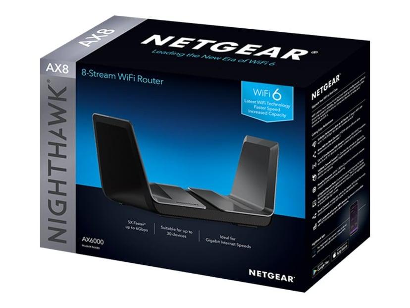 Netgear Nighthawk RAX80
