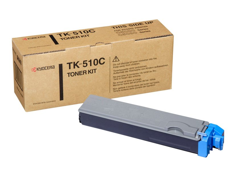 Kyocera Toner Cyan 8k TK-510C