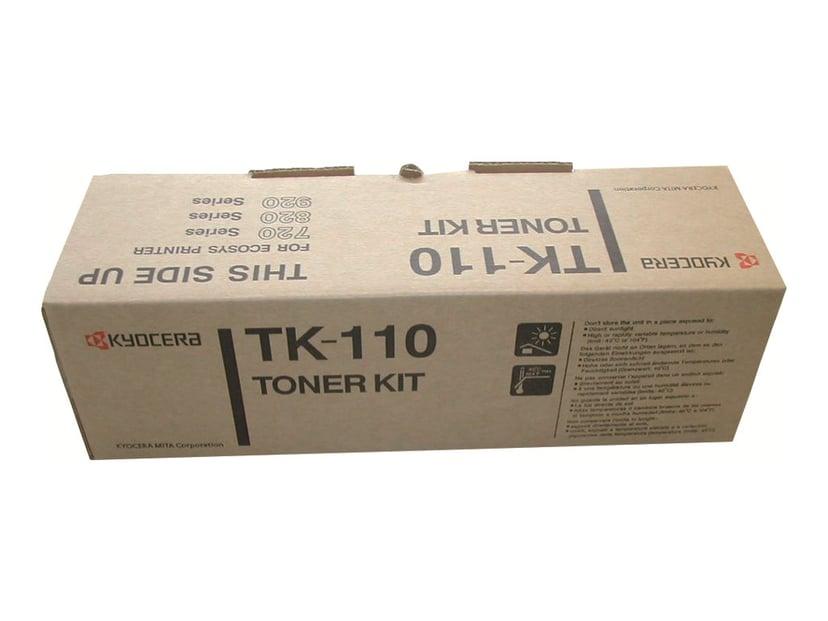 Kyocera Toner Sort 6k TK-110