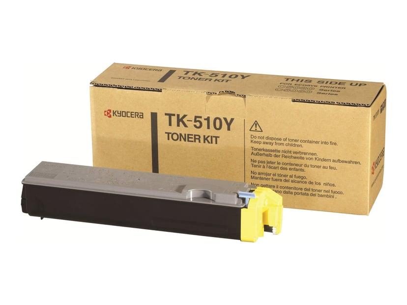 Kyocera Toner Gul 8k TK-510Y