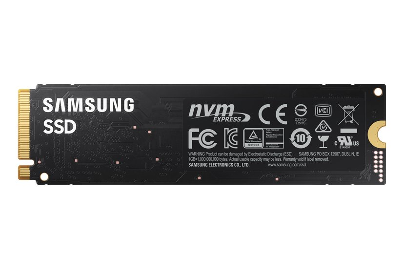 Samsung 980 500GB PCI Express 3.0 x4 (NVMe) M.2 2280