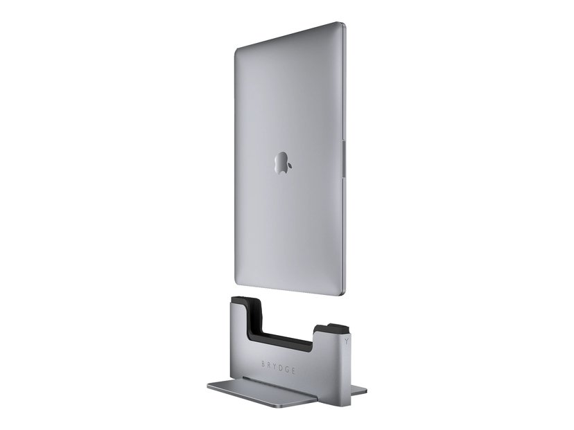 "Brydge Vertical Dock for 15"" Macbook Pro"
