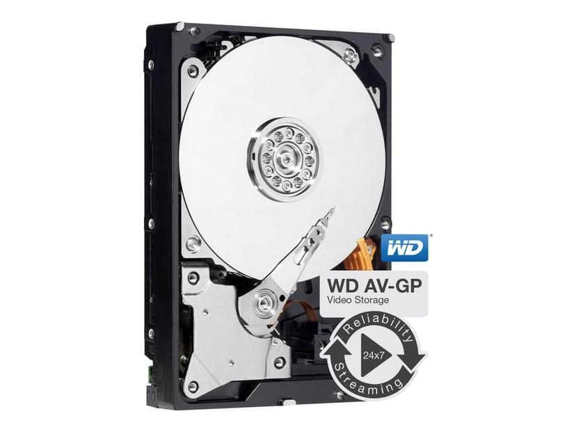 """WD AV-GP 1TB 3.5"""" Serial ATA-600"""