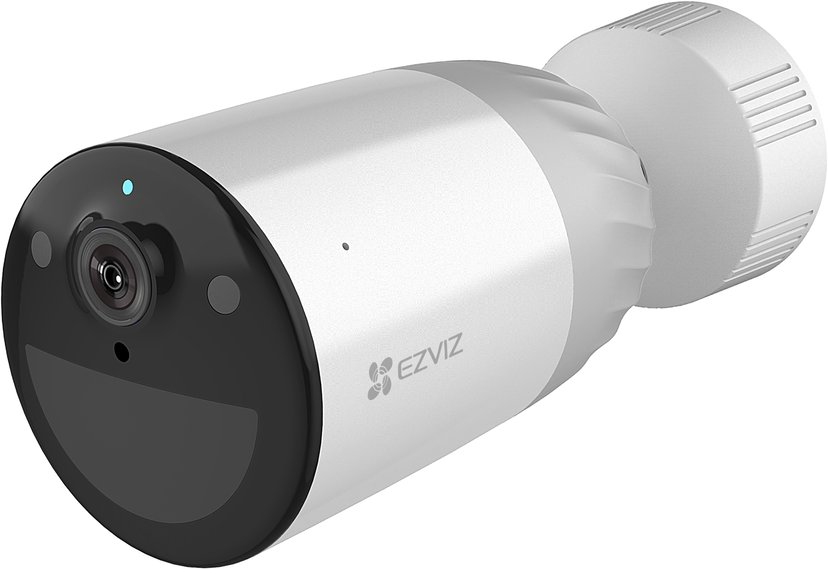 Ezviz BC1 basstation + 2 kameror
