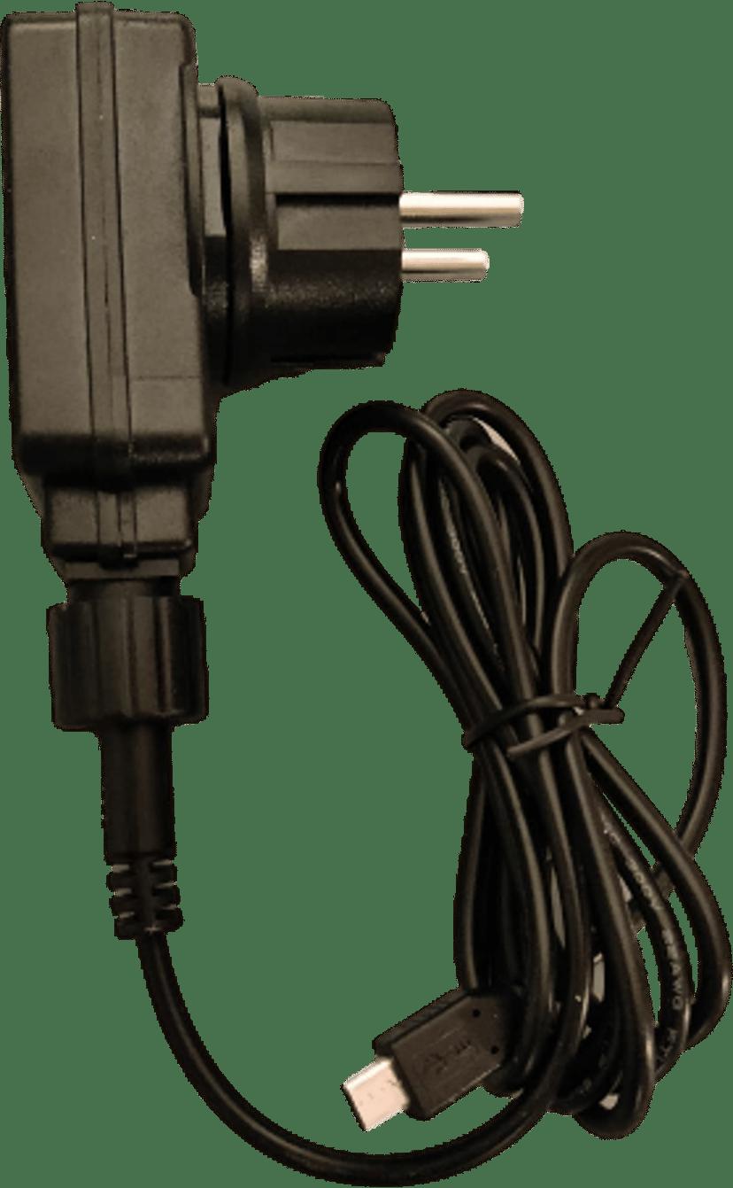 Enjoy Strömadapter för utomhusbruk Micro-USB 5V/2A IP44