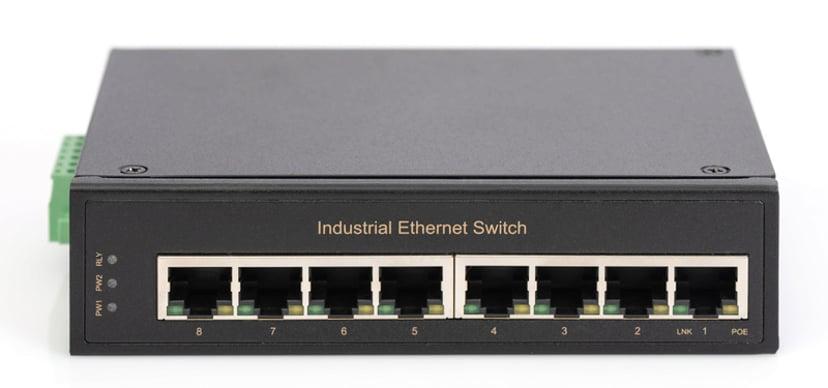 Digitus 8-port Industrial Gigabit Switch