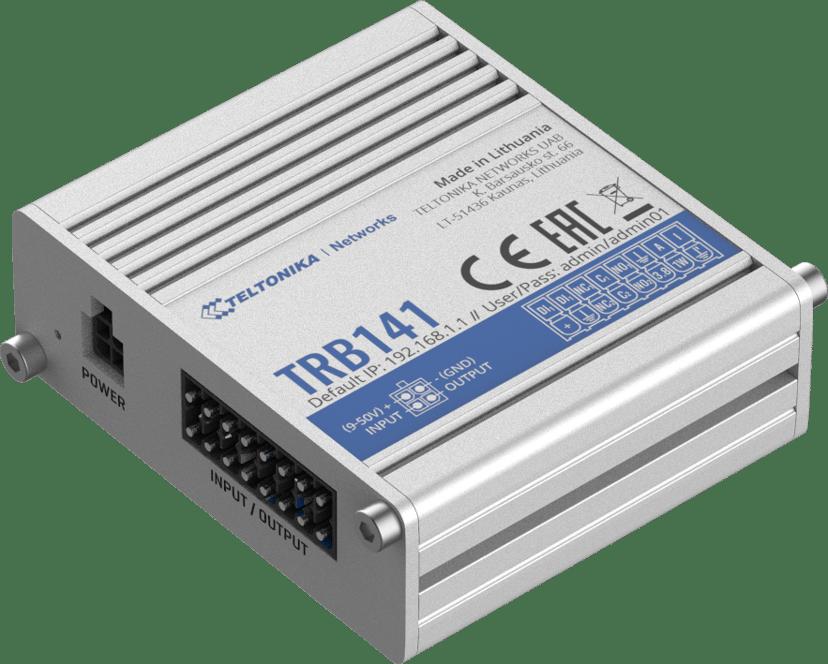 Teltonika TRB141 Industriell robust LTE Gateway