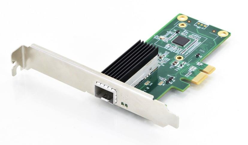 Digitus Gigabit Fibre Network Card PCie-x1
