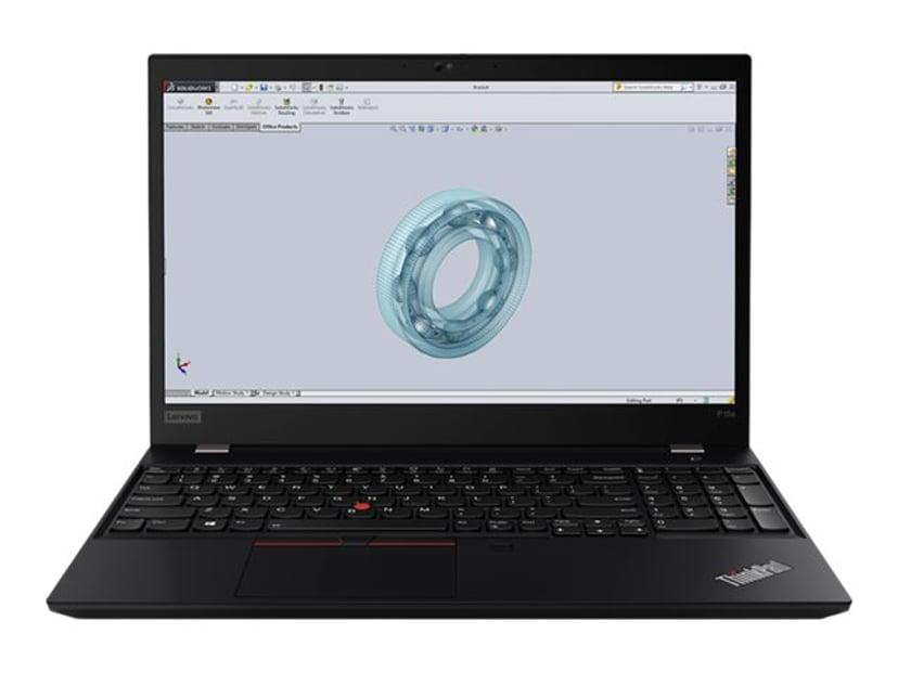"Lenovo ThinkPad P15s G2 Core i7 16GB 512GB SSD WWAN-päivitettävä 15.6"" T500, NVIDIA Quadro T500 / Intel Iris Xe Graphics"