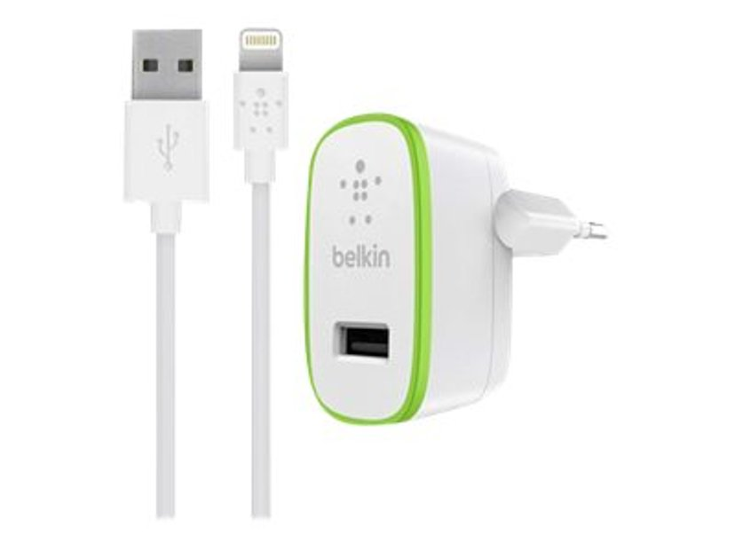 Belkin BOOST UP Home Charger+Cable Wit
