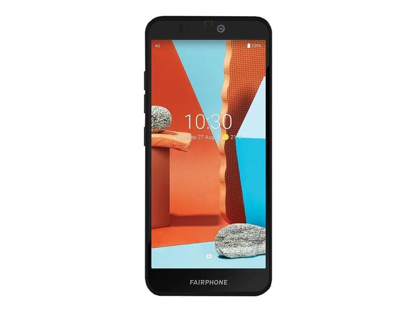 Fairphone 3+ 64GB Dobbelt-SIM Svart