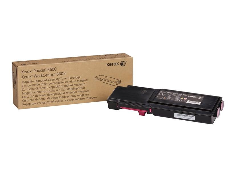 Xerox Toner Magenta 2k - Phaser 6600//WC6605