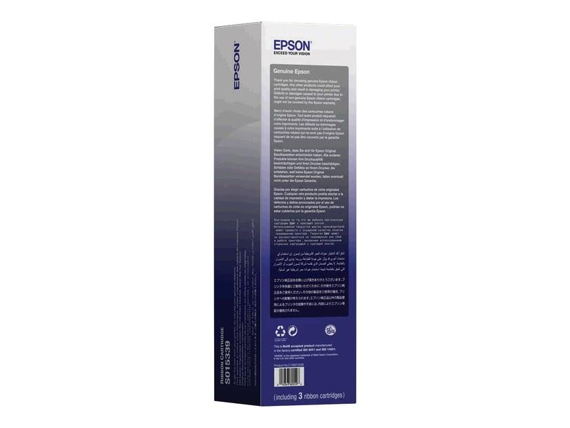 Epson Färgband - PLQ-20/22/20M/22M - 3-PACK