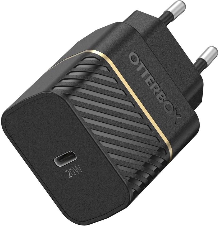 Otterbox USB-C Wall Charger 20W Svart