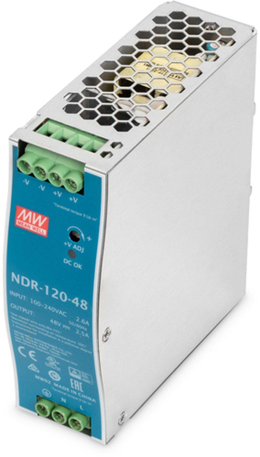 Digitus Industrial Power Supply DIN 48V 120W