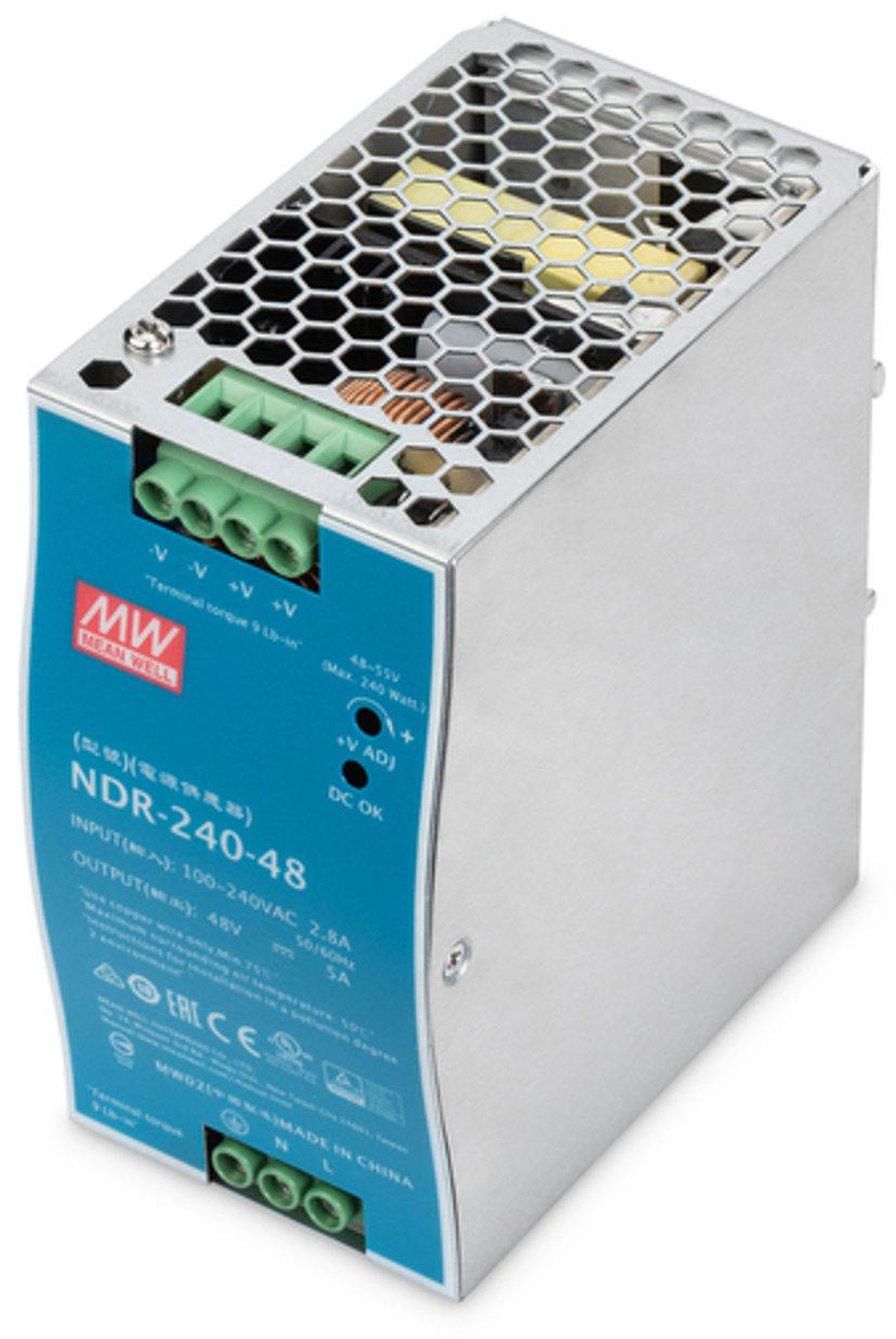 Digitus Industrial Power Supply DIN 48V 240W