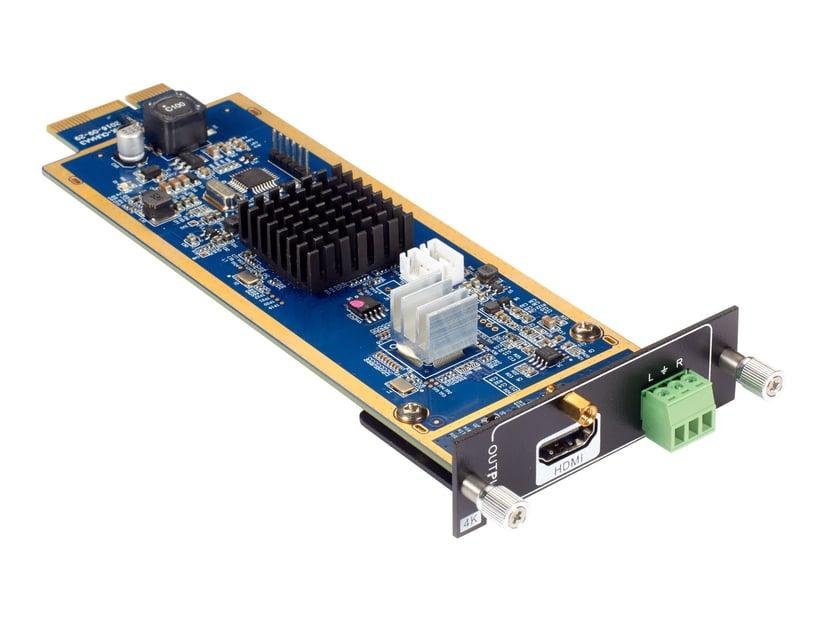 Black Box Output Card For AVS-3200-R2 - HDMI 4K Audio