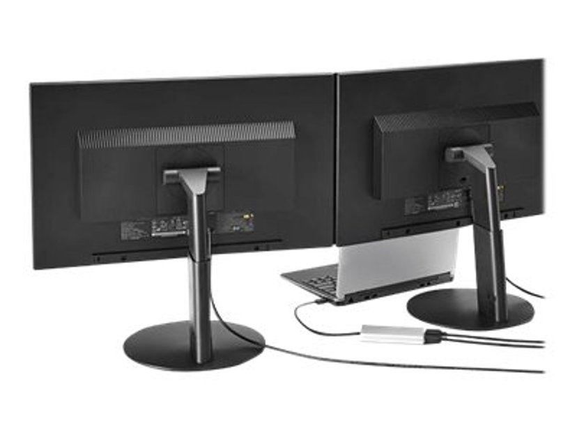 Startech Thunderbolt 3 till dubbel HDMI-adapter