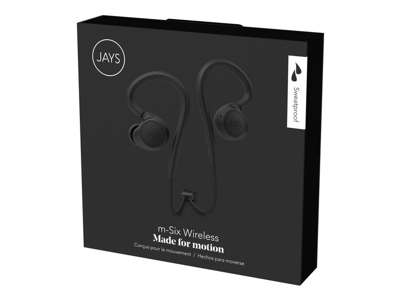 Jays m-Six Wireless Sort