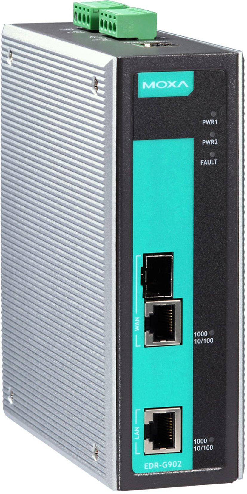 Moxa EDR-G902 Industriel firewall