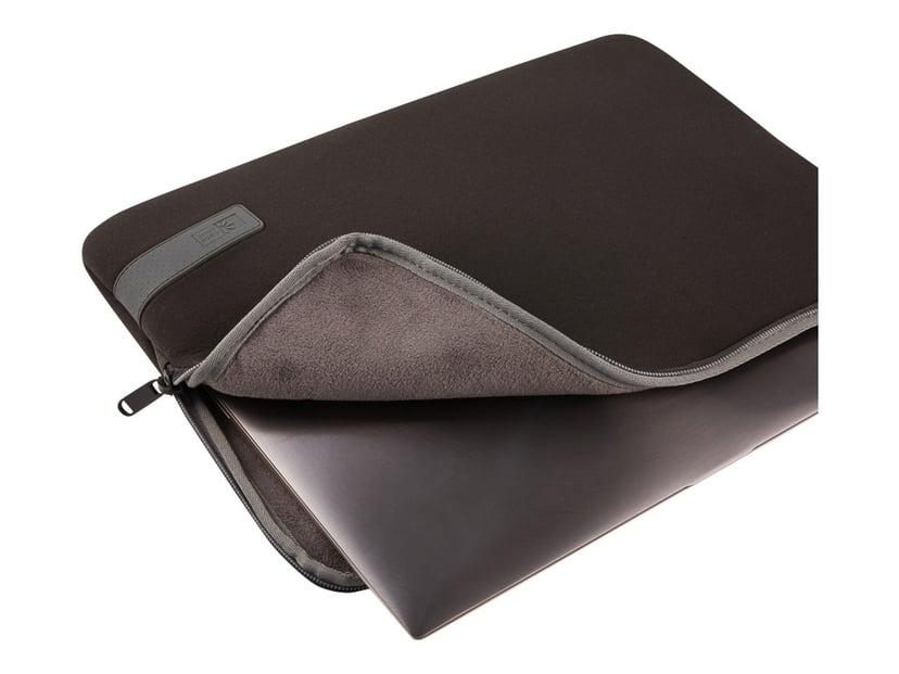 "Case Logic Reflect Laptop Sleeve 14"" Black 14"" Minneskumplast"