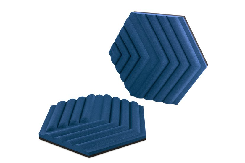 Elgato Wave Panels Startkit Blå