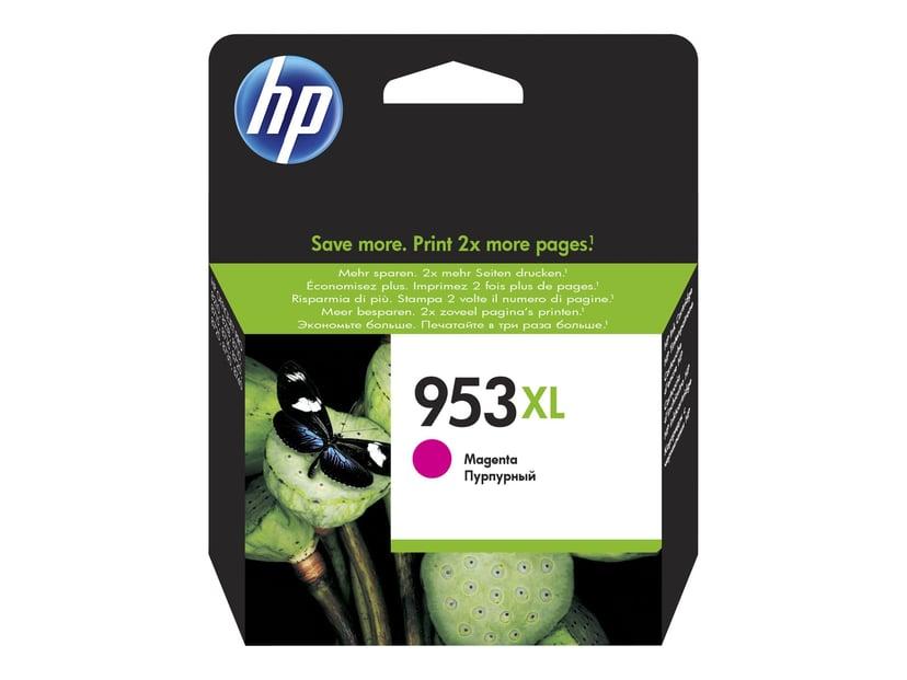 HP Bläck Magenta 953XL - OfficeJet Pro 8710/8720/8730/8740 #Köp