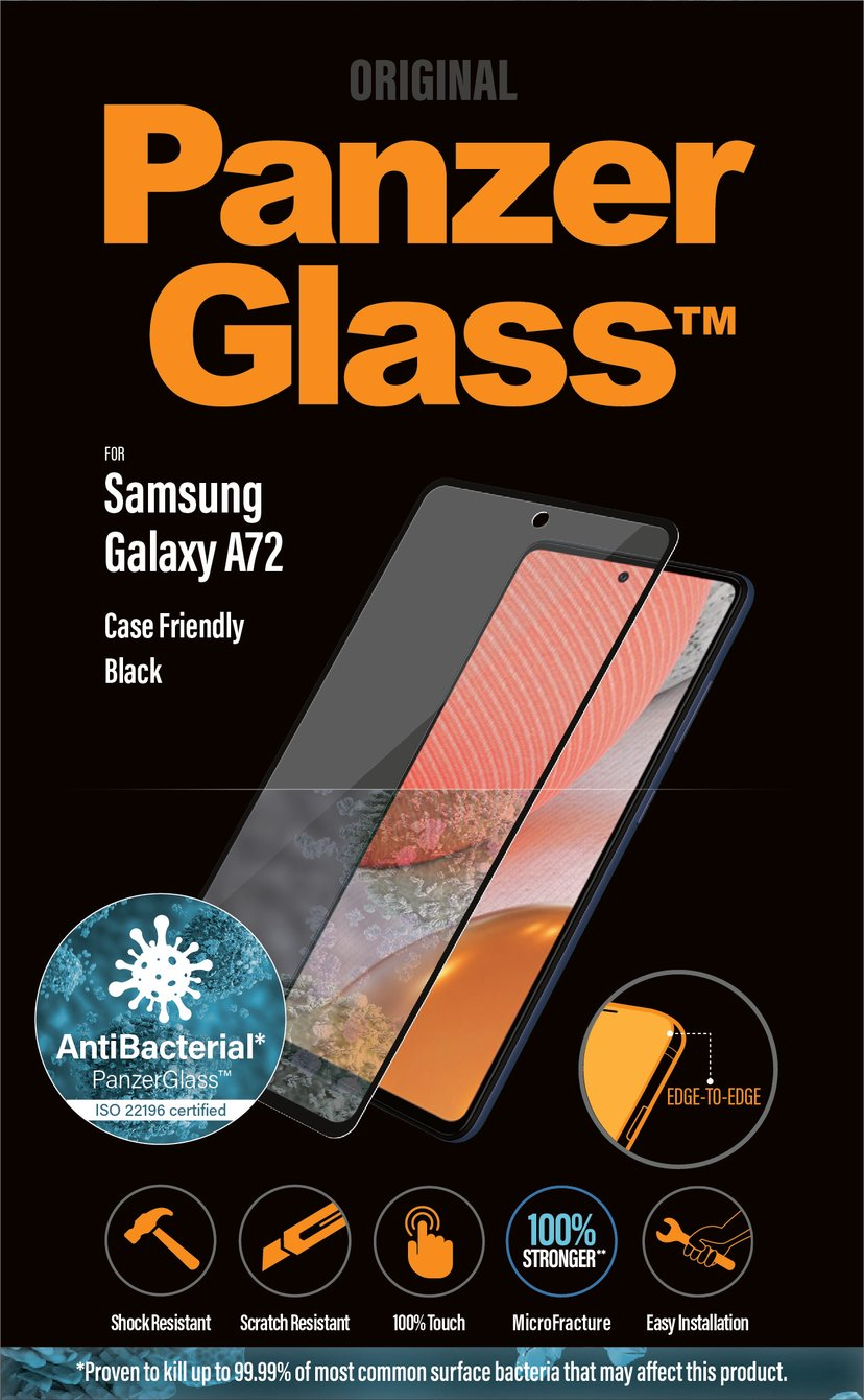Panzerglass Case Friendly Samsung Galaxy A72
