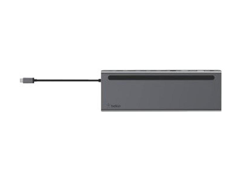 Belkin CONNECT USB-C 11-in-1 Multiport Dock USB-C Mini-dockningsenhet