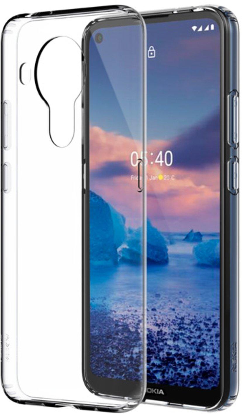 Nokia Clear Case Nokia 5.4 Nokia 5.4 Gennemsigtig