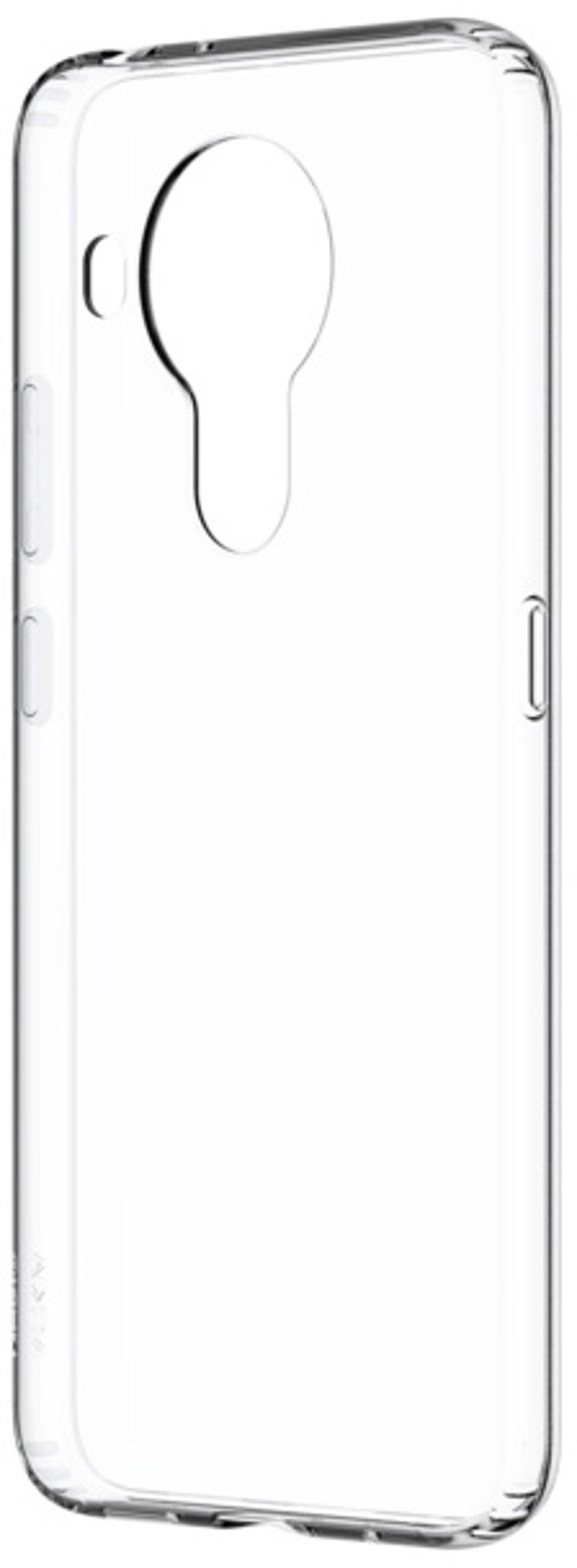Nokia Clear Case Nokia 5.4 Transparent