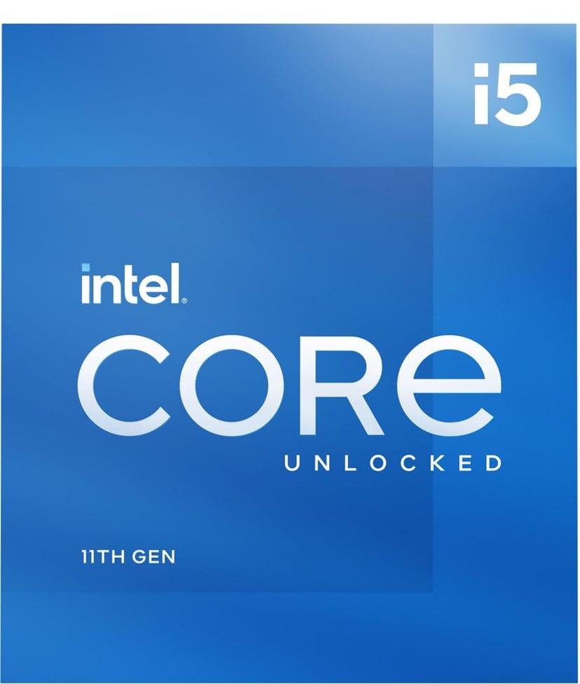 Intel Core I5 11600K Processor 3.9GHz LGA1200 Socket