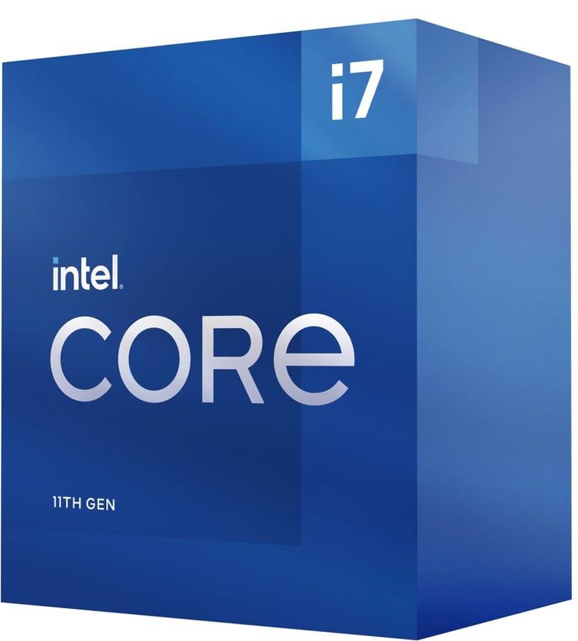 Intel Core I7 11700 3.5GHz LGA1200 Socket Prosessor