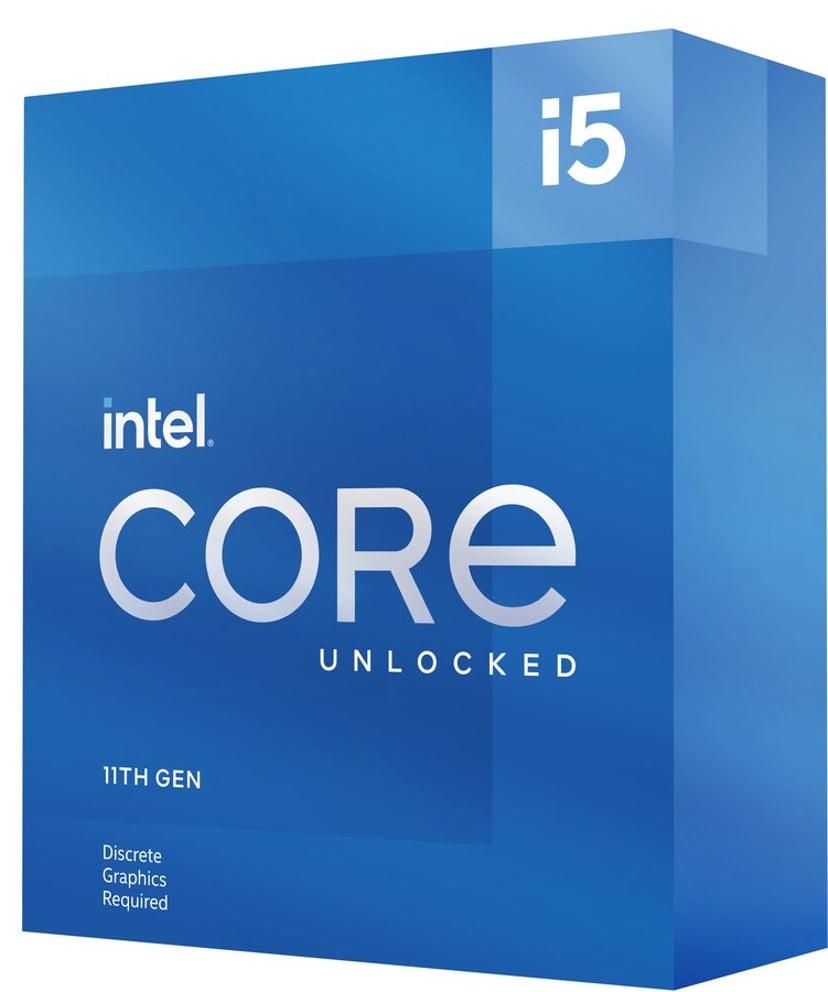 Intel Core I5 11600KF 3.9GHz LGA1200 Socket Prosessor