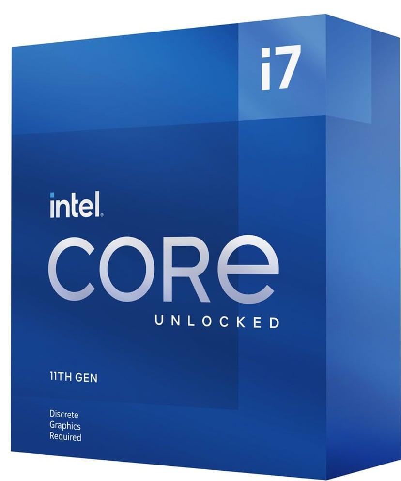 Intel Core I7 11700KF 3.6GHz LGA1200 Socket Processor
