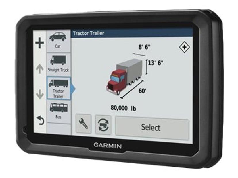 Garmin GARMIN DEZL 580 LMT-D #demo