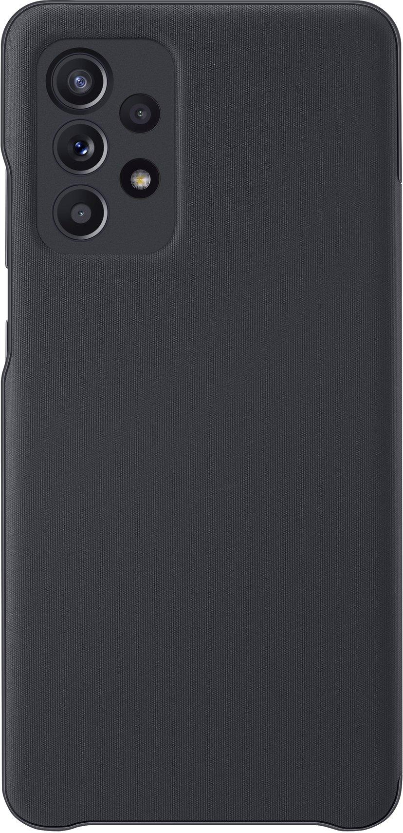 Samsung S View EF-EA525 Samsung Galaxy A52, Samsung Galaxy A52s Svart