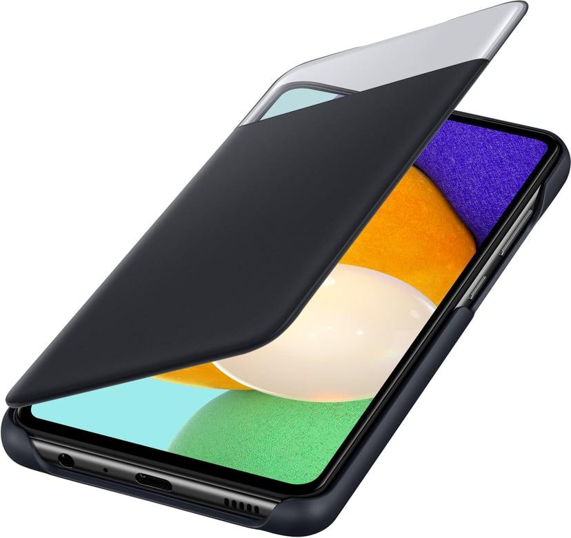 Samsung S View EF-EA525 Samsung Galaxy A52 Svart