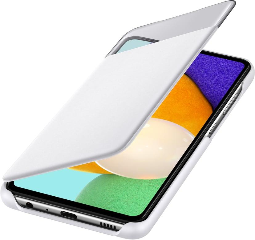 Samsung S View EF-EA525 Samsung Galaxy A52 Hvit