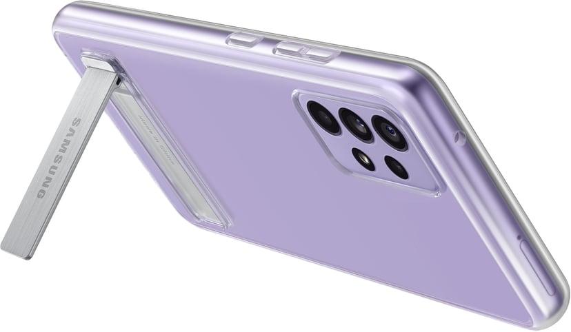 Samsung Clear Standing Cover Samsung Galaxy A52, Samsung Galaxy A52s Transparent