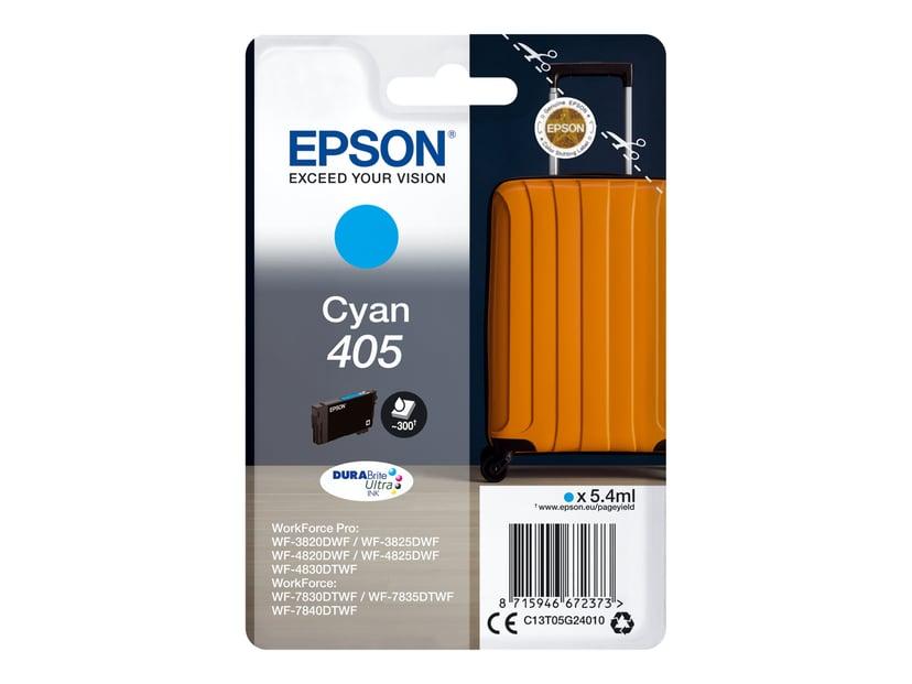 Epson Bläck Cyan 405 5.4ml Blister