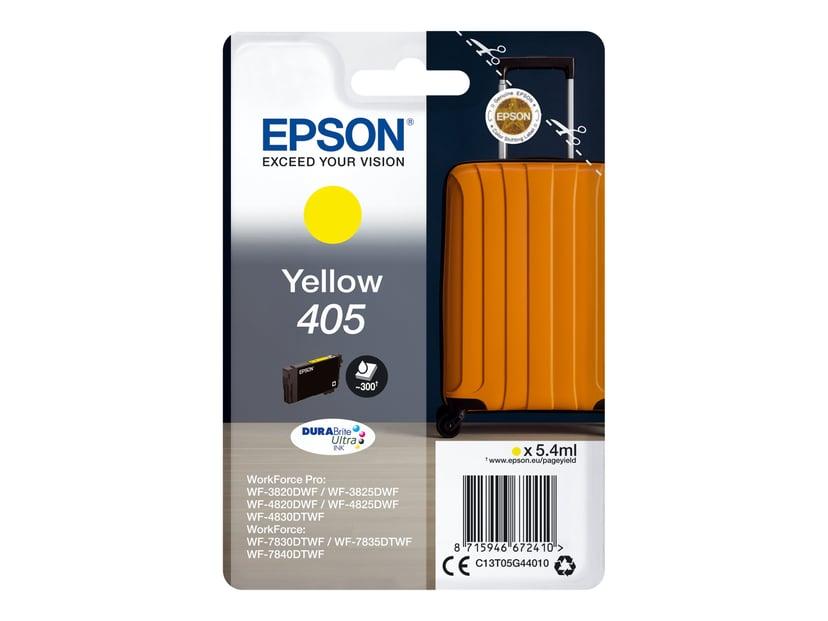 Epson Bläck Gul 405 5.4ml Blister