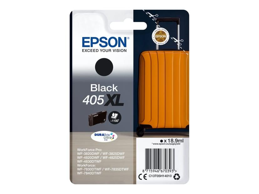 Epson Blæk Sort 405XL 18.9ml