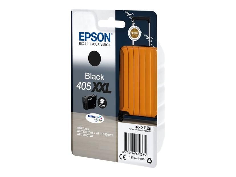 Epson Bläck Svart 405XXL 37.2ml